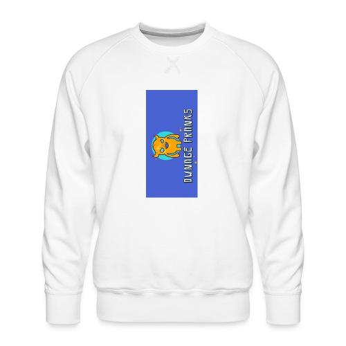 logo iphone5 - Men's Premium Sweatshirt