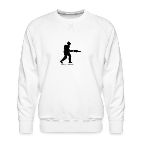 ww1 infantry - Men's Premium Sweatshirt