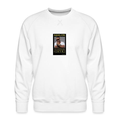 BOLDER STEEL PITTSBURGH 4EVER 1 - Men's Premium Sweatshirt