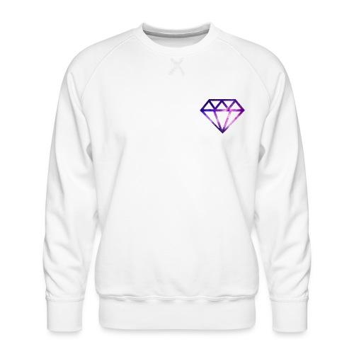 The Galaxy Diamond - Men's Premium Sweatshirt