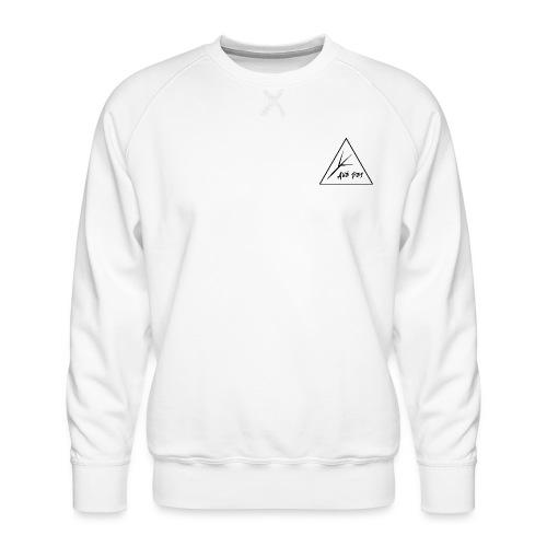 Black Triangle - Men's Premium Sweatshirt