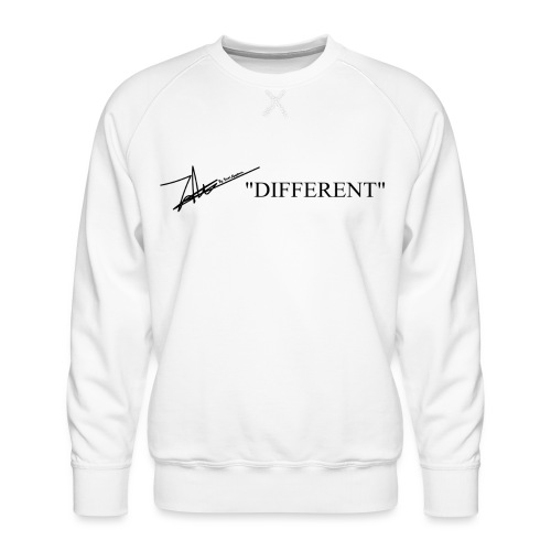 DIFFERENT - Men's Premium Sweatshirt