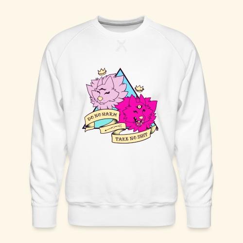 - Do No Harm, Take No Sh*t - - Men's Premium Sweatshirt