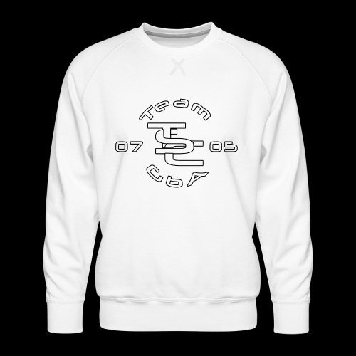 TSC Interlocked - Men's Premium Sweatshirt