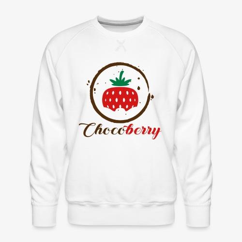 Chocoberry - Men's Premium Sweatshirt