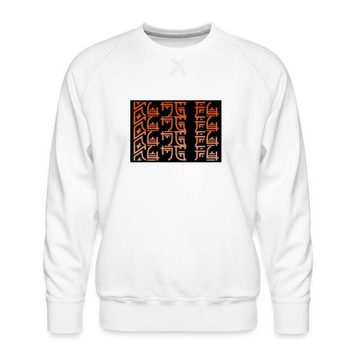 Japan Drop -Kung Fu- - Men's Premium Sweatshirt