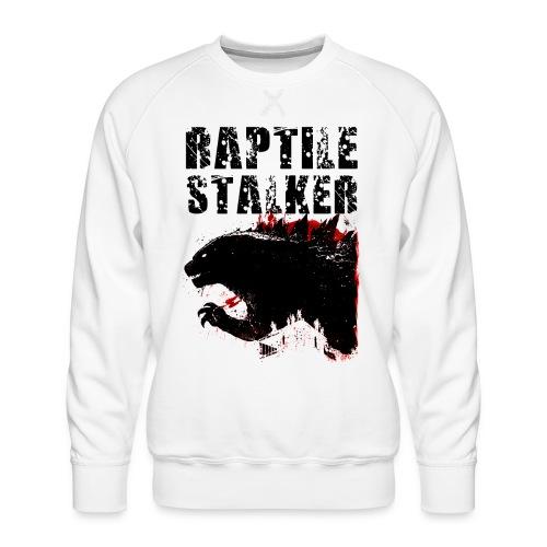 Raptile Stalker - Men's Premium Sweatshirt