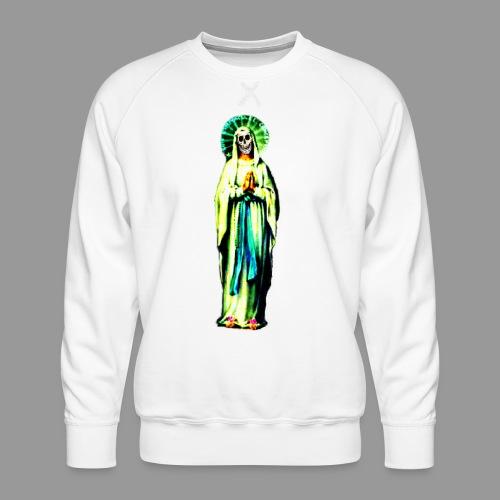 Cult Of Santa Muerte - Men's Premium Sweatshirt