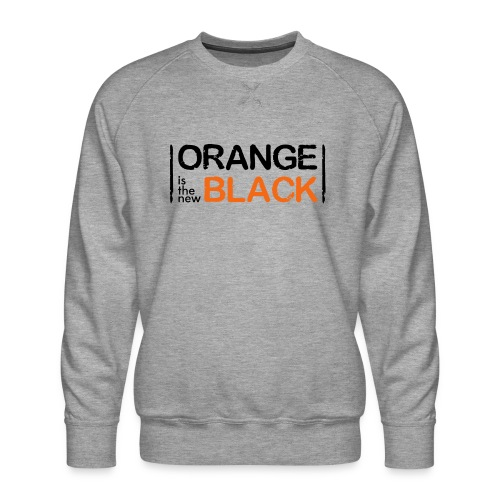Free Piper, Orange is the New Black Women's - Men's Premium Sweatshirt