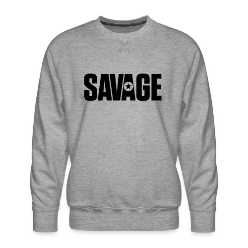 SAVAGE - Men's Premium Sweatshirt