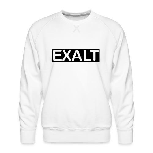 EXALT - Men's Premium Sweatshirt