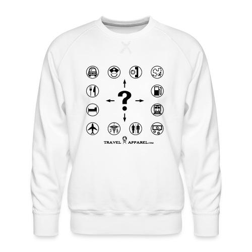 TravelApparel.com - Men's Premium Sweatshirt