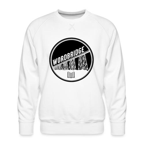 WordBridge Conference Logo - Men's Premium Sweatshirt