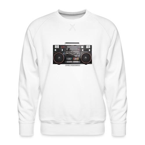 Helix HX 4700 Boombox Magazine T-Shirt - Men's Premium Sweatshirt