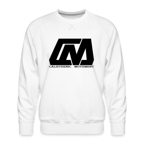 Cali Move Front black women - Men's Premium Sweatshirt