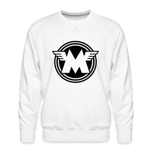 Matchless emblem - AUTONAUT.com - Men's Premium Sweatshirt