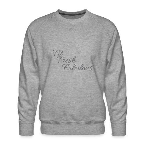 FFF Tank - Men's Premium Sweatshirt