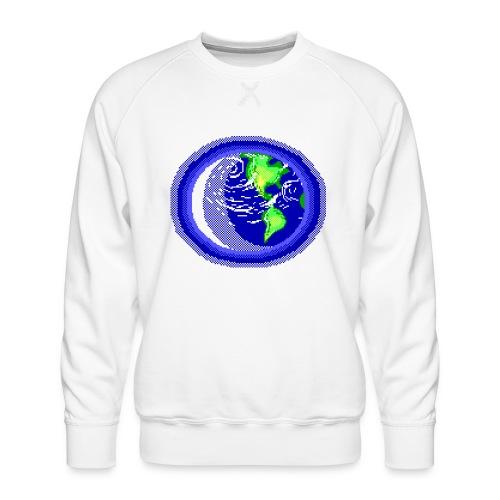 Earth - Men's Premium Sweatshirt