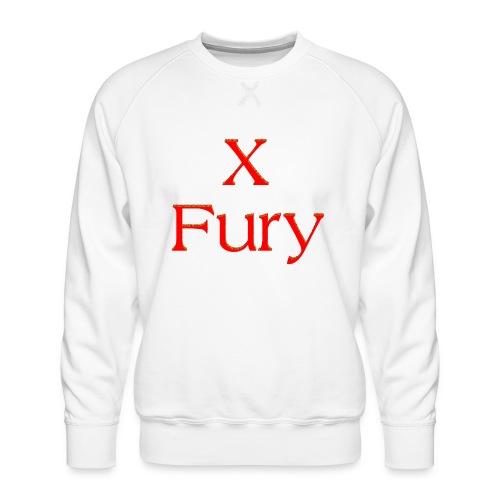 X Fury - Men's Premium Sweatshirt