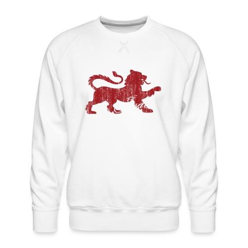 The Lion of Judah - Men's Premium Sweatshirt