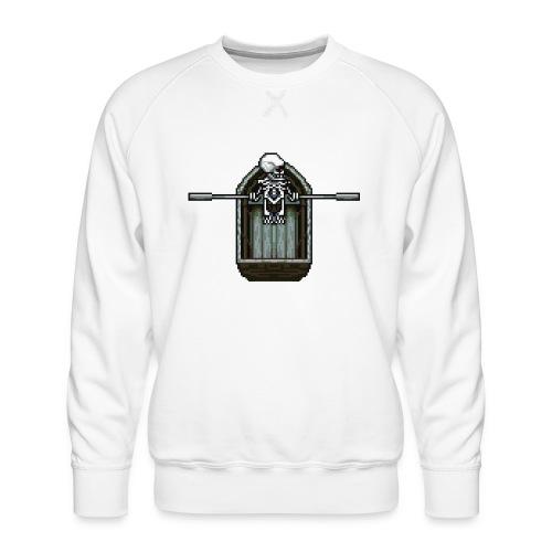 Ghost boat - Men's Premium Sweatshirt