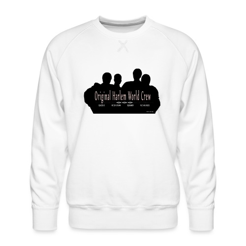 Harlem World Crew the4 - Men's Premium Sweatshirt