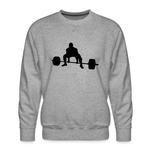 Powerlifting - Men's Premium Sweatshirt