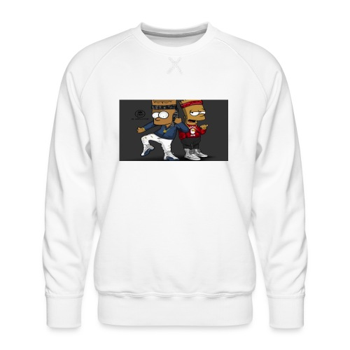 Sweatshirt - Men's Premium Sweatshirt