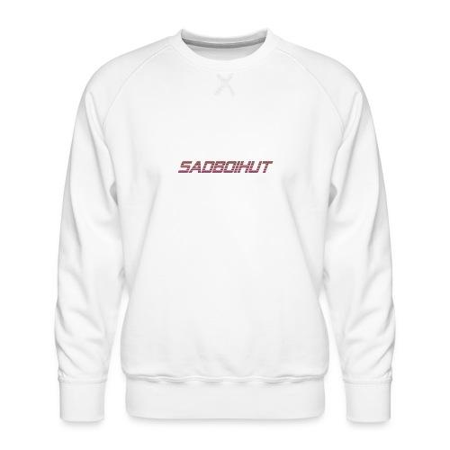 SadboiHut Updated - Men's Premium Sweatshirt
