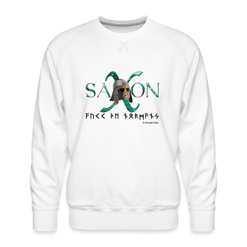 Saxon Pride - Men's Premium Sweatshirt