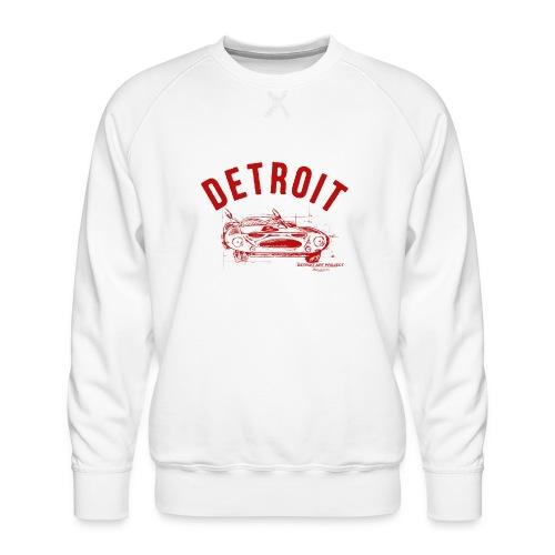 Detroit Art Project - Men's Premium Sweatshirt