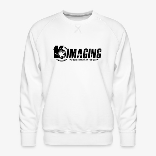 16IMAGING Horizontal Black - Men's Premium Sweatshirt
