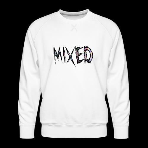 MIXED Classic Special Edition Logo - Men's Premium Sweatshirt