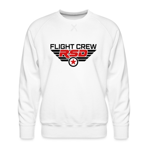 RSD Flight Crew - Men's Premium Sweatshirt