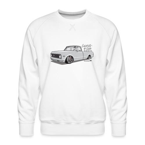 Long & Low C10 - Men's Premium Sweatshirt