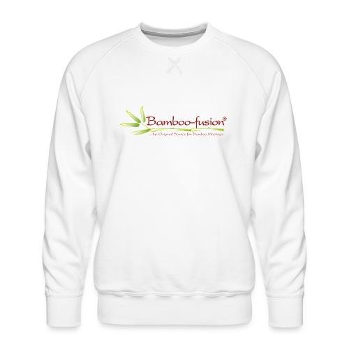 Bamboo-Fusion company - Men's Premium Sweatshirt