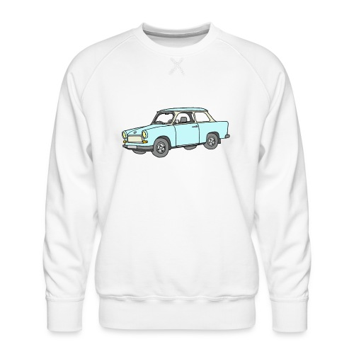 Trabant (lightblue) - Men's Premium Sweatshirt