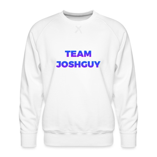 Team JoshGuy - Men's Premium Sweatshirt