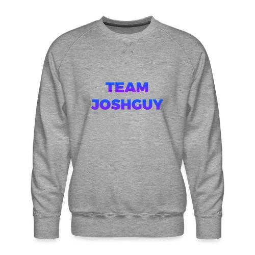 Team JoshGuy - Men's Premium Sweatshirt
