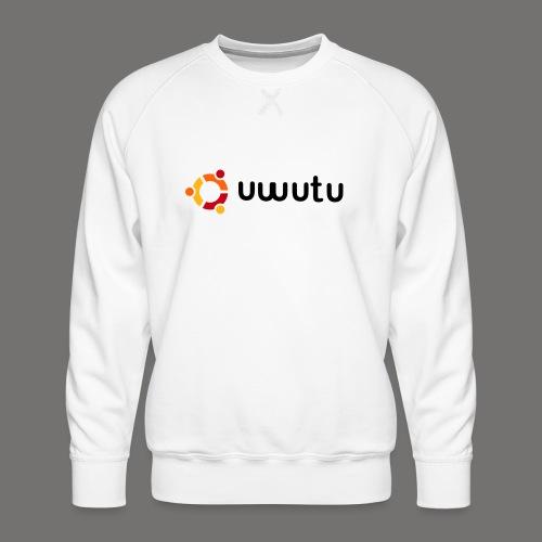 UWUTU - Men's Premium Sweatshirt