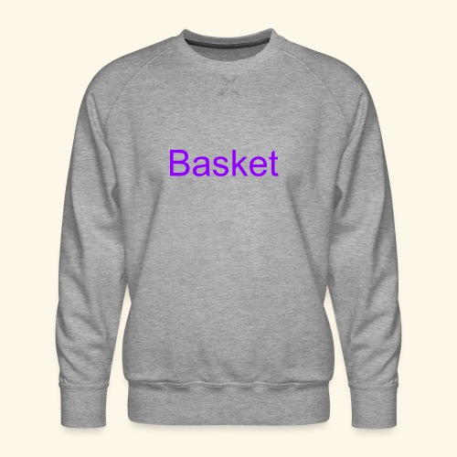 merch - Men's Premium Sweatshirt