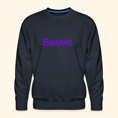 merch - Men's Premium Sweatshirt