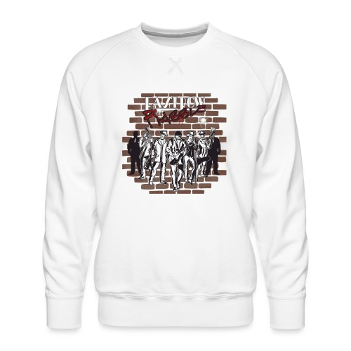 East Row Rabble - Men's Premium Sweatshirt