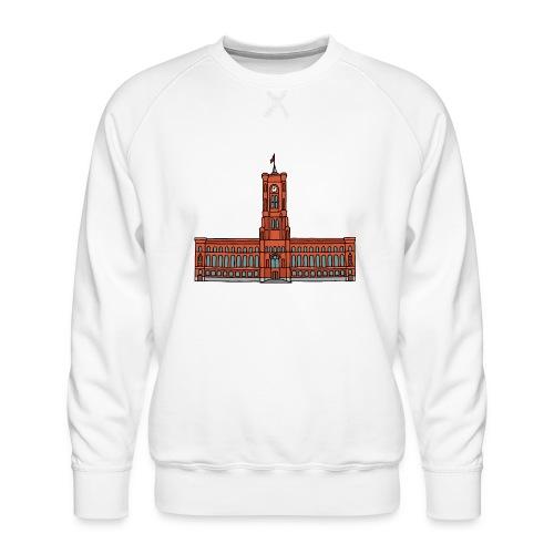 Red City Hall Berlin - Men's Premium Sweatshirt