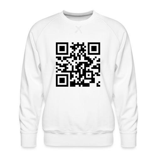 Curiosity killed the cat - Men's Premium Sweatshirt