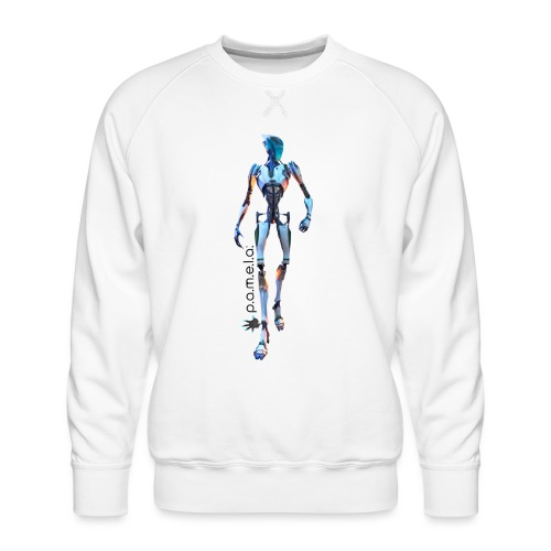 P.A.M.E.L.A. Seeker - Men's Premium Sweatshirt