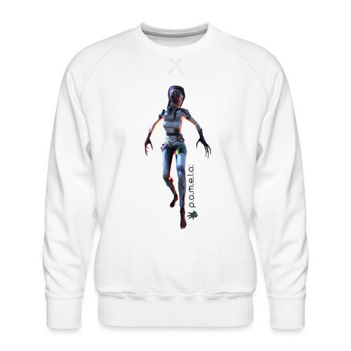 P.A.M.E.L.A. Widow - Men's Premium Sweatshirt