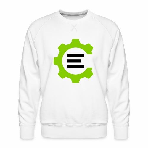 Giant Logo - Men's Premium Sweatshirt