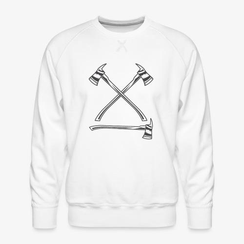 fire 5 - Men's Premium Sweatshirt