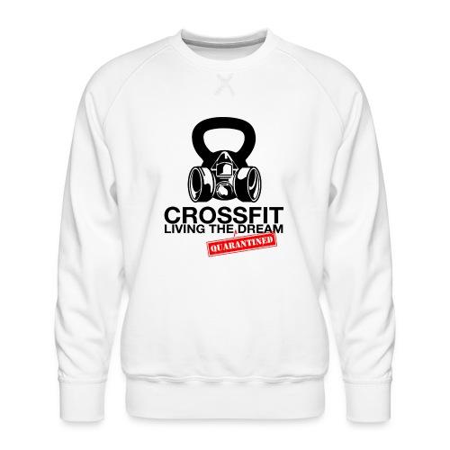 CROSSFIT LTQD - Men's Premium Sweatshirt